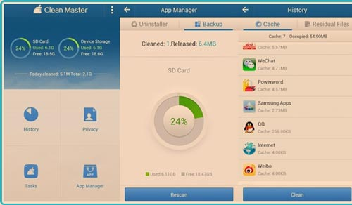 descargar cleanmaster gratis para windows pc