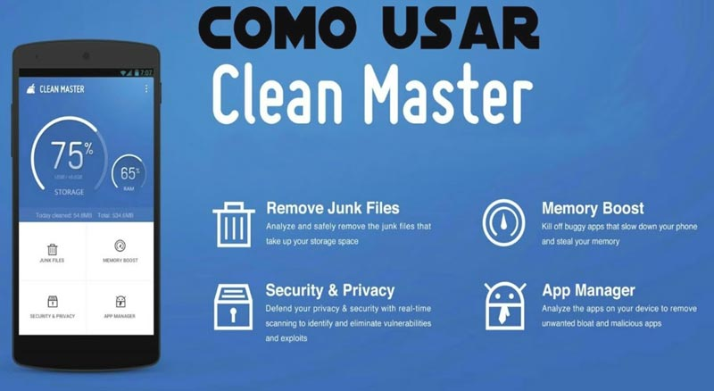 descargar-cleanmaster.pro - Software gratuito para optimizar ordenador